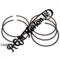 MODEL 50 PISTON RING SET + 10 COMPLETE