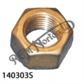 "3/8"" UNF NUT, STAINLESS STEEL"