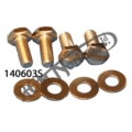 COIL BOLTS AND WASHERS