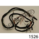MAIN WIRING LOOM MODELS 88, 99, 1958-62  (COIL /ALT)