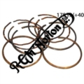 600/650 PISTON RING SET +40 COMPLETE