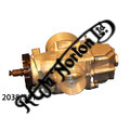 AMAL MK2 CARB, 2000 SERIES LEFT HAND 38MM