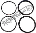 COMMANDO +030 PISTON RING SET