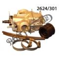 AMAL MK2 CARB, 2600 SERIES LEFT HAND 24MM