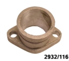 32MM STRAIGHT MANIFOLD RUBBER MOUNT TYPE (SOLD EACH)