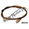 """NORTON COMMANDO FRONT BRAKE CABLE  (32"""")"""