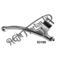"BRAKE LEVER, REPLICA AMAL RACING TYPE (7/8"" FULCRUM DISTANCE)"
