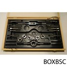 "1/4"" - 1/2"" BSC HIGH SPEED STEEL TAP & DIE SET"