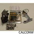 AFTERMARKET LOCKHEED TYPE ALLOY CALIPER CONVERSION KIT (WASSELL)