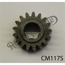 CLOSE RATIO MAINSHAFT FIRST GEAR 17 TEETH (PRE AMC LAYDOWN ETC)