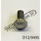 "1/4"" - 26 BSC HEX HEAD SCREW, STAINLESS"