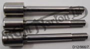 DYNAMO ATTACHMENT STUD AND NUT SET (3)