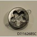 """7/16"""" X 26 BSC HIGH SPEED STEEL DIE"""
