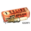 CHAMPION G52VF1 RACE SPARK PLUG, 10 X 19MM