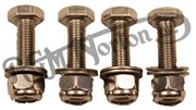 GRABRAIL FITTING KIT WITH SHORTER BOLTS