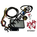 BOYER ELECTRONIC IGNITION & ALT REGULATOR (COMPETITION USE) TRIUMPH/BSA