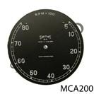 CHRONOMETRIC REPLACEMENT TACHO CLOCK FACE, 5 - 80 RPM