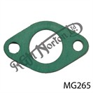 CARB MANIFOLD GASKET, 26.5MM