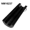 FEATHERBED PETROL TANK FRAME U SECTION RUBBER