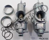 28MM AMAL PREMIER MK1 CONCENTRIC CARBS (MATCHED PAIR)