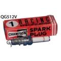 CHAMPION QG512V RACE SPARK PLUG, 10 X 19MM