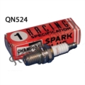 CHAMPION QN524 PLATINUM RACE SPARK PLUG, 14 X 19MM