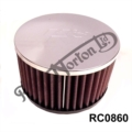 K&N AIR FILTER FOR MK2 CONCENTRIC 36-40MM