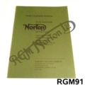 TWIN CYLINDER WORKSHOP MANUAL JUBILEE, NAVIGATOR, ELECTRA, MODELS 88, 99, 650SS,