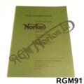 TWIN CYLINDER WORKSHOP MANUAL JUBILEE, NAVIGATOR, ELECTRA, MODELS 88, 99, 650SS,