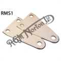 PAIR OF HORN MOUNTING BRACKETS