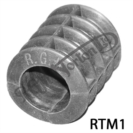 RIBBED RUBBER, FITS AROUND FEATHERBED FRAME TO ISOLATE TANKS