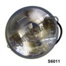 WIPAC QUADOPTIC HALOGEN LIGHT UNIT, CONTINENTAL (R/H DIP)