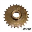 TWIN CYLINDER PRE COMMANDO ENGINE SPROCKET, TWINS, 25 TEETH