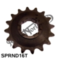 "AMC GEARBOX SPROCKET 16 TEETH 5/8"" X 1/4"""