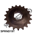 "AMC GEARBOX SPROCKET 19 TEETH 5/8"" X 1/4"""