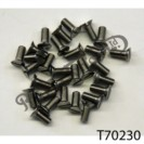 "3/16"" X 32TPI IMPERIAL STAINLESS SCREW PACK [30]"