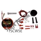 TRI-SPARK SELF TEST ELECTRONIC IGNITION KIT, CLOCKWISE ROTATION TRIUMPH & ATLAS