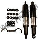 """GIRLING FULLY SHROUDED CLASSIC MOTORCYCLE SHOCK ABSORBERS 12.9"""" (325MM) 110lb"""