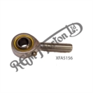 DAVE TAYLOR ROSE JOINT (ROD END) MALE 8MM