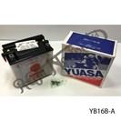 BATTERY YUASA YUMICRON, YB16B-A