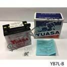 BATTERY YUASA, YB7L-B