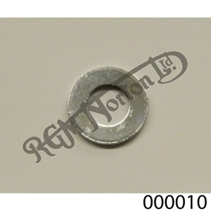 "3/8"" FLAT PLAIN WASHER"