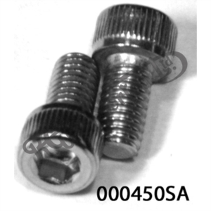 "GEARBOX INSPECTION COVER ALLEN SCREWS 3/16"" BSF (PR)"