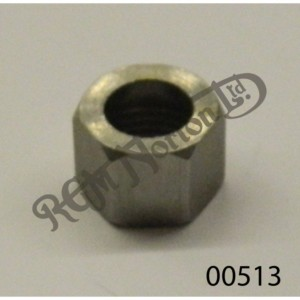 """STAINLESS PETROL TAP UNION NUT, 1/4"""" BSP (1)"""