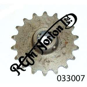 "DISTRIBUTOR SPROCKET 7/32"" PIN HOLE, 1/2"" BORE"