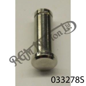 SIDE STAND PIVOT (FULCRUM) PIN (ST/ST)