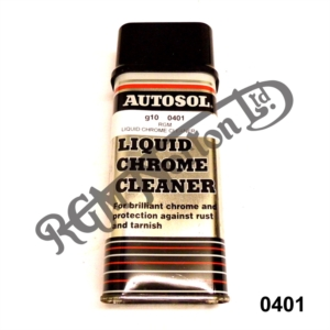 AUTOSOL LIQUID CHROME METAL POLISH 250ML