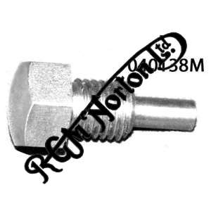 "GEARBOX DRAIN PLUG WITH MAGNET 3/8"" BSF"