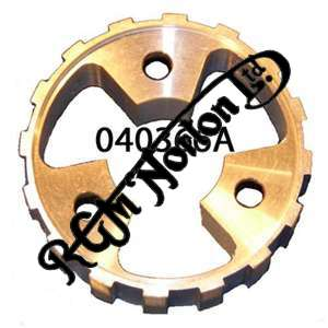 DOMINATOR CLUTCH CENTRE IN ALUMINIUM ALLOY