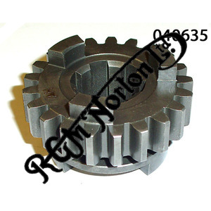 MAINSHAFT THIRD GEAR - 21 TEETH